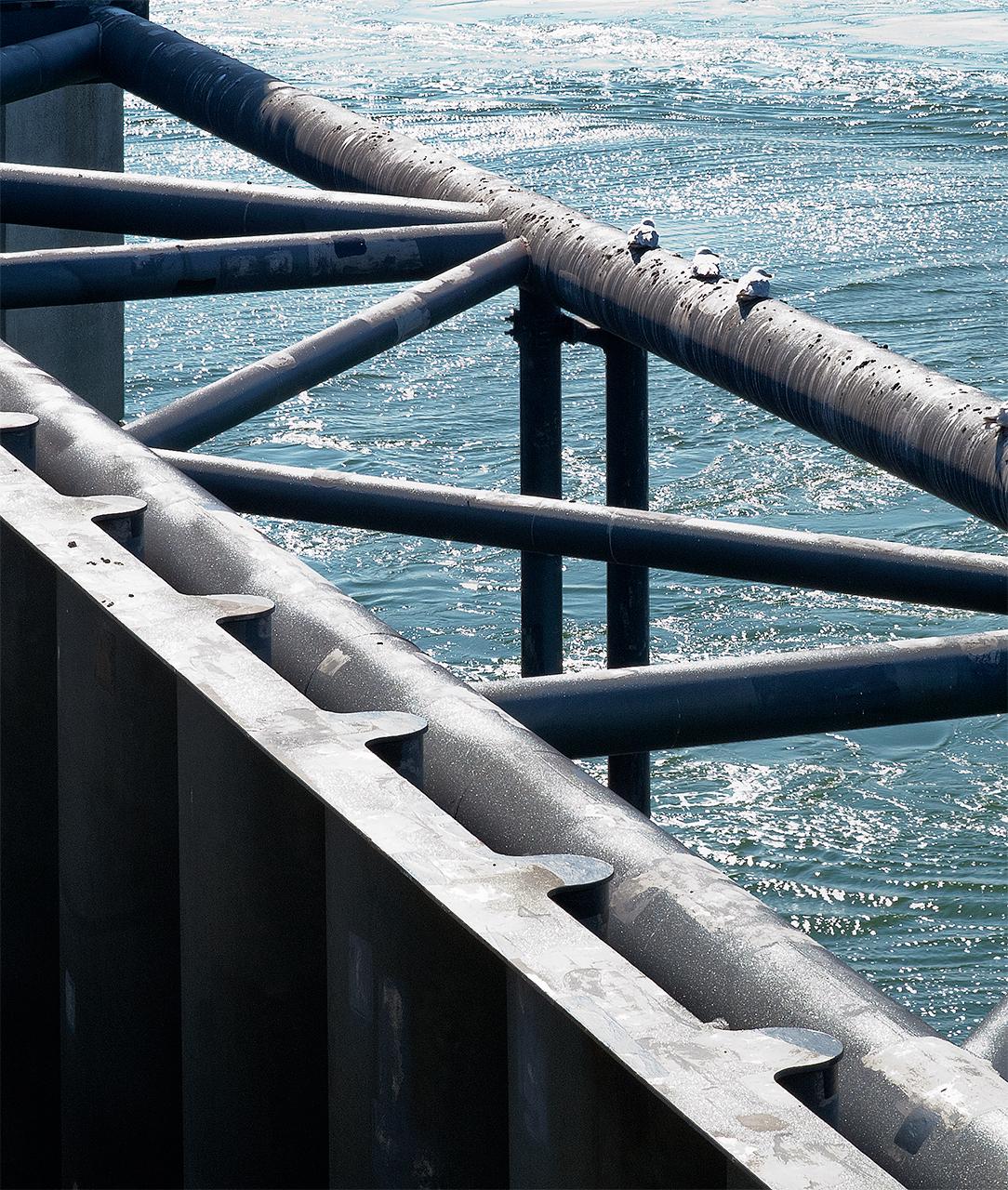 barrier @ oosterschelde zeeland